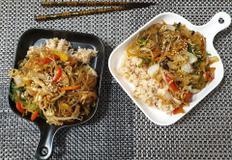 ♥[신혼밥상] 초간단 잡채밥