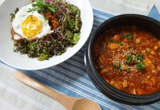♥[암예방레시피] 새싹참치비빔밥