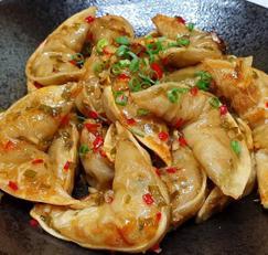 깐풍 만두/ 노브랜드 갈비 만두