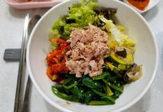 ♥[신혼밥상] 참치비빔밥