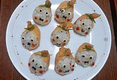 아이들이좋아하는 유부초밥