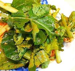 삼시세끼 염정아 생열무 비빔국수