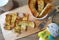 ♥[신혼밥상] 베이커리 마늘빵
