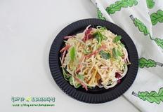 혼밥/샐러드라면