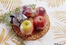 사과 세척법과 3가지 사과보관법