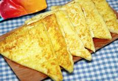 혼밥 토스트: 코코넛밀크 토스트 / coconut milk Toast
