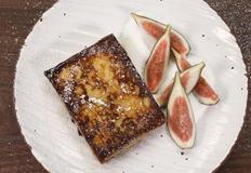 [무화과 레시피] 꿀이 흐르는 프렌치 토스트