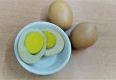 전기밥솥 구운 달걀 : 다이어트 간식으로 제격이에요~