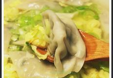만두국 육수없이 초간단 요리