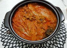 ♥[신혼밥상] 김치 돌돌 밥도둑 김치찜