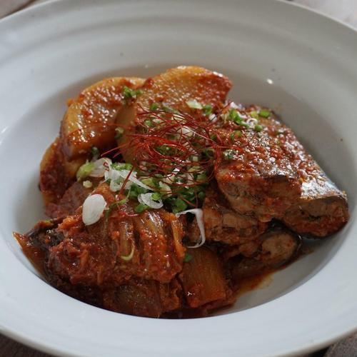 꽁치통조림 요리/ 김치 꽁치통조림 조림