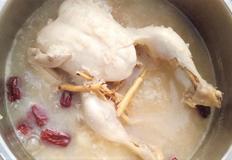 닭백숙/삼계탕/닭죽 : 알아서 완성되는 초간단 보양식