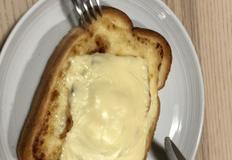 계란 토스트(에어프라이기 이용)