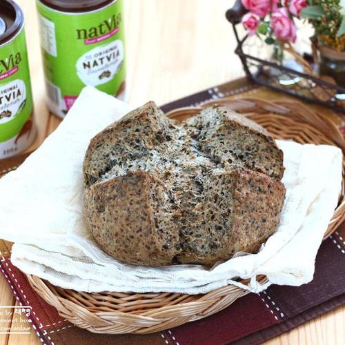 검은깨 소다빵