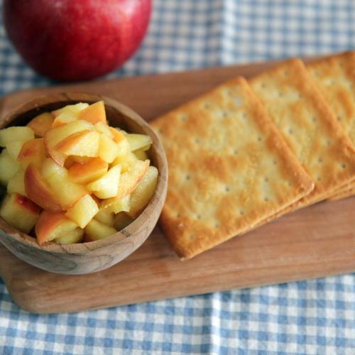 사과로 만드는 브런치 : 사과조림