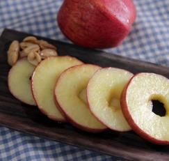 간단한 사과 요리 : 사과버터구이