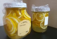 제철 레몬으로 레몬청 담그기