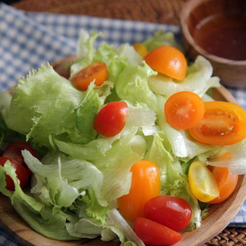 양상추 샐러드 ( lettuce salad )