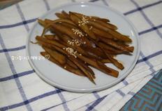 영양만점 밑반찬 우엉조림 (영상레시피)