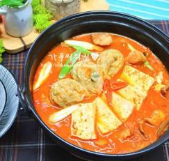 돼지고기 김치찌개 끓이기, 칼칼한 국물요리