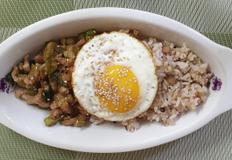 초간단 대파돼지덮밥
