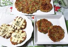 제철 레시피 녹두 팬케이크