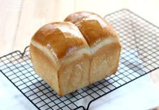 기본 식빵 :: 묵은 발효종을 풀리쉬처럼