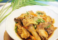 안동찜닭 레시피 간장양념으로 맛있는 닭요리