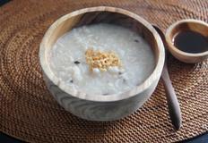연근죽 ( lotus root porridge )