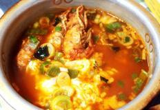 #곰새우 #곰새우라면만들기 #오동통라면을 이용한 곰새우를 넣고 육수도 넣고 끓인 끝내주는 국물맛!! 혼밥으로 최고!