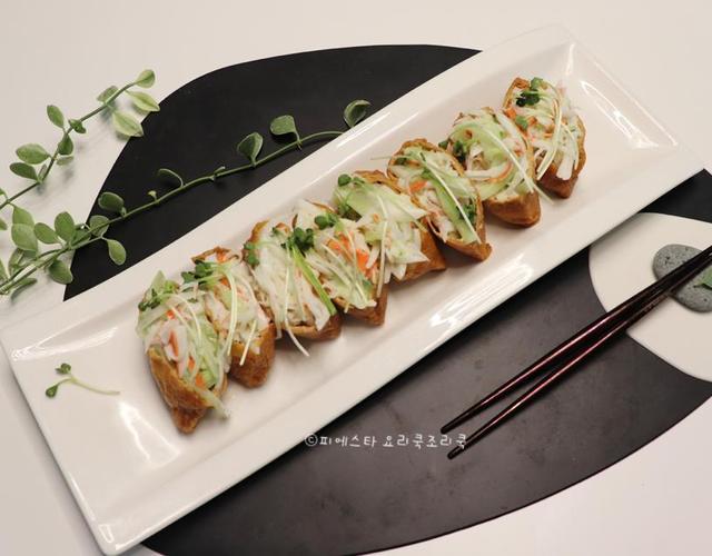 크래미유부초밥