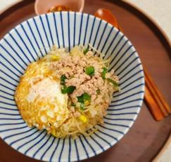 한그릇요리] 콩나물밥 만들기_미니가마솥밥