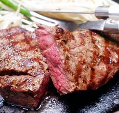 [스테이크 맛있게 굽기]촉촉함 살려 에어프라이어에 완성하는 레시피