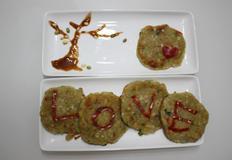 녹두 팬케이크는 사랑을 싣고~*