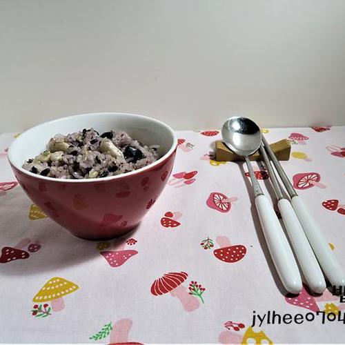 부드러운 잡곡밥 만들기