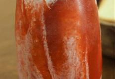 생딸기로 만드는 신선한 딸기우유