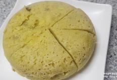 구황작물 고구마로 다이어트빵 노밀가루노설탕노오븐 고구마빵만들기 전자렌지빵