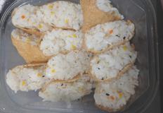 맛있는 새콤달콤 유부초밥