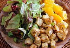 다이어트 샐러드 : 템페 비건 샐러드 / tempeh vegan Salad