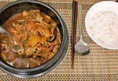 초간단 김치찌개 맛은 최고!