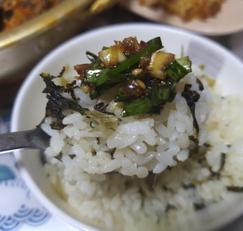 [별미나물밥]시래기밥