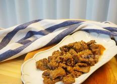갈매기살 양념 구이 맛있는 돼지고기 요리