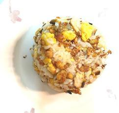 초간단 재료로 한끼식사 '백종원 계란볶음밥'