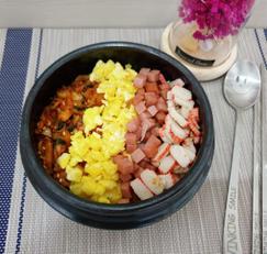 ♥[신혼밥상] 사색빛깔 비빔밥