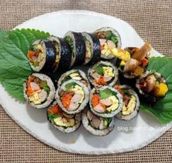 우리집김밥:더 푸짐하고 더 야무지게