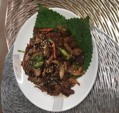김치와 어울리는 고기요리] 양념 불족발