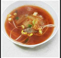 김치 콩나물국 비린내 없이 깔끔한 요리