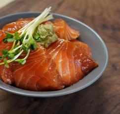 연어장 & 연어덮밥ㅣ쯔유없이 연어장 만들기ㅣ연어를 쫄깃하게 먹는 방법