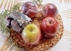 안심할 수 있는 사과세척법 보관방법