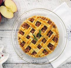 달콤한 사과와 바삭한 파이의 환상 궁합, 사과 파이